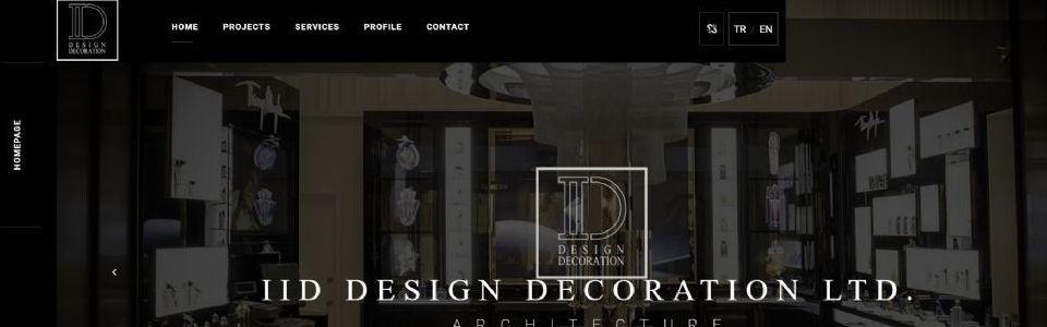 IID, 2D, Design Decoration, Dizayn, Dekorasyon,Mİmarlık